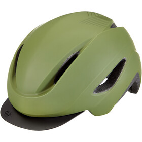 Rudy Project Central Cykelhjelm, olive green matte